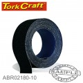 EMERY CLOTH 180GRIT 50MM X 10M ROLL