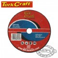 ABRASIVE CUTTING WHEEL FOR STEEL 76 X 1.1 X 9.53