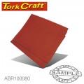 CABINET PAPER 230 X 280 80 GRIT 50 PER PACK (DIY)