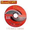 CUTTING DISC MASONRY 115 X 1.6 X 22.2MM