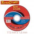 CUTTING DISC METAL & SS 115 X 1.6 X 22.2 MM