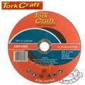 CUTTING DISC STEEL 180 X 2.5 X 22.22