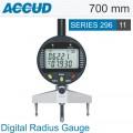 DIGITAL RADIUS GAUGE R5-700MM/0.2-27.5