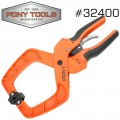 PONY HAND CLAMP 4' 100MM