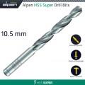 HSS SUPER DRILL BIT 10.5MM BULK