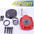 AIR NAILER SERVICE KIT CYL. CAP & VALVE PISTON (1/2/4/5/9/10) FOR AT00