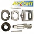 AIR IMP. WRENCH SERVICE KIT HAMMER FRAME & BUSHING (10-13) FOR AT000