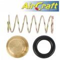 AIR IMP. WRENCH SERVICE KIT THROTTLE & VALVE STEM (29-34) FOR AT0004