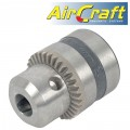 CHUCK 13MM 3/8-24UNF  FOR AIR DRILL 10MM REVERSABLE 1800RPM (1/2')