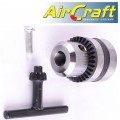AIR DRILL SERVICE KIT CHUCK & KEY (32-34) FOR AT0005