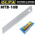 OLFA BLADES 12.5MM MEDIUM BLADE 12.5MM