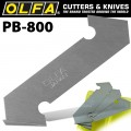 OLFA SCORING BLADE 3 PER PACK 13MM