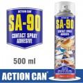 CONTACT ADHESIVE SPRAY SA-90 500ML