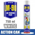 LINE MARKING PAINT LM-90 WHITE 750ML