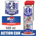 MULTI PURPOSE LUBE AC-90 LPG TWIN SPRAY 500ML