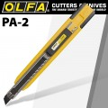OLFA PRO LOAD MULTI BLADE AUTO LOAD CUTTER SNAP OFF KNIFE CUTTER 9MM