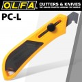 OLFA HEAVY DUTY PLASTIC & LAMINATE CUTTER RETRACTABLE BLADE