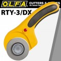 OLFA CUTTER MODEL RTY-3/DX ROTARY