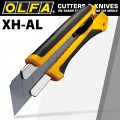 OLFA EXTRA HEAVY DUTY  CUTTER WITH BLACK 25MM HBB BLADE