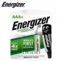 ENERGIZER RECHARGE 700MAH   AAA - 4 PACK (MOQ6)