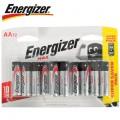 ENERGIZER MAX: AA - 12 PACK (MOQ 12)