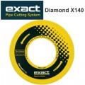 DIAMOND X140 BLADE FOR CAST IRON,DUCTILE PC170,170E,220E