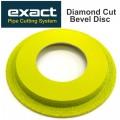 DIAMOND CUT BEVEL DISC