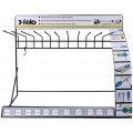 FELO STAND. DISPLAY 11 HOOKS EMPTY