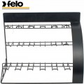 FELO STAND DISPLAY 18 HOOKS EMPTY FOR  INSERT BITS