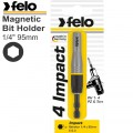 FELO 038 IMP. MAG. BIT HOLDER 14' 95MM CARD