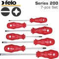 FELO 200 S/DRIVER SET 7PCE SHOCK PROOF