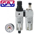 FILTER REGULATOR LUBRICATOR 1/4'