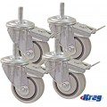 KREG 3' DUAL LOCKING CASTER SET (SET OF 4)