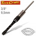 HOLLOW SQUARE MORTICE CHISEL 3/8' 9.5MM