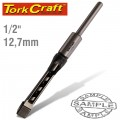 HOLLOW SQUARE MORTICE CHISEL 1/2' 12.7MM