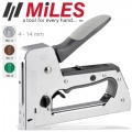 STAPLE GUN METAL BODY 18G BRAD 12-14MM/HL PIN 14MM/ STAP T50 6-14MM