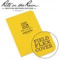 RITE IN THE RAIN FIELD FLEX POCKET MEMO BOOK YELLOW