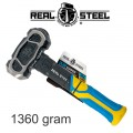 HAMMER CLUB UNBREAKABLE 1.3KG 3LB GRAPH. HANDLE