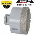 DIAMOND DRY CORE BIT 50MM X 35MM X M14 IND PORCELAIN & CERAMICS MASTER