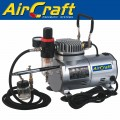 COMPRESSOR/AIRBRUSH KIT W/HOSE (AS18-2)