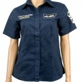 ALPEN SPRINT MAST LADIES NAVY COTTON BLUE SMALL