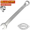 COMBINATION  SPANNER 15MM