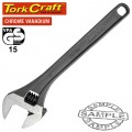 SHIFTING SPANNER 15' 375MM 0-43.1MM