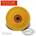 BUFFING PAD - FIRM 100MM TO FIT 12.5MM ARBOR/SPINDLE