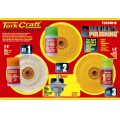 CLEANING & POLISHING KIT - HARD METALS C/W 12.5MM ARBOR