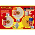 CLEANING & POLISHING KIT - SOFT METALS C/W 12.5MM ARBOR
