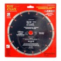 DIAMOND BLADE 230MM SEGMENTED LASER INDUSTRIAL