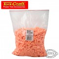 EAR PLUG REFILL PACK 500 PAIRS FOR TCEPD250 AND TCEPD500