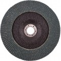FLAP DISC ZIRCONIUM 180MM 80GRIT ANGLED