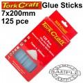 GLUE STICK 07 X 200MM 125PC 1KG HOT MELT GEN. PURPOSE EVA 18000CPS